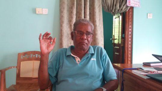 யாழ்ப்பாணத்தில் வெற்றிகரமான ஒரு  சிறுதொழில் முயற்சியாளர்