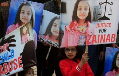 pakistan child rape