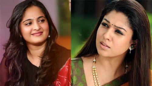 நடிகைகள் சம்பளம் உயர்ந்தது நயன்தாரா-அனுஷ்காவுக்கு ரூ.5 கோடி
