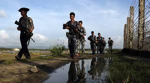 மியன்மார் படையினர் இனச்சுத்திகரிப்பில் ஈடுபட்டனர்- அமெரிக்கா குற்றச்சாட்டு