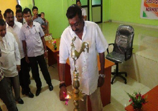நோர்வூட் பிரதேச சபைக்கு இ.தொ.கா.வின் உறுப்பினர் டி.கிசோகுமார் தலைவரானார்