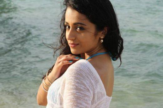 """உலகை சுற்றி வருவது எனக்கு பிடிக்கும்"""" -நடிகை திரிஷா"""