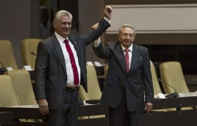 cuba new president