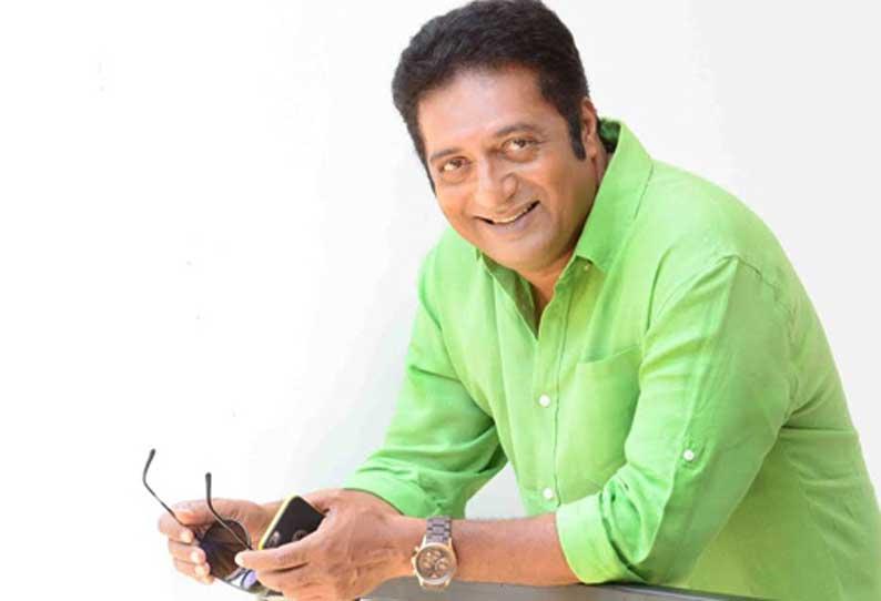 கர்நாடகத்தில் ஆரம்பிக்காமலே முடிந்த'மேட்ச்' – நடிகர் பிரகாஷ்ராஜ் கிண்டல்
