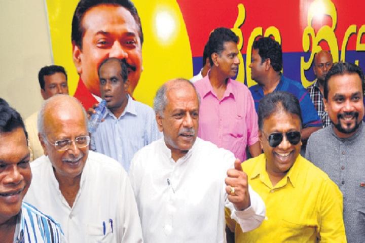 அரசாங்கத்தை வீட்டுக்கு அனுப்பும் மகிந்த அணியின் 100 நாள் வேலைத்திட்டம்
