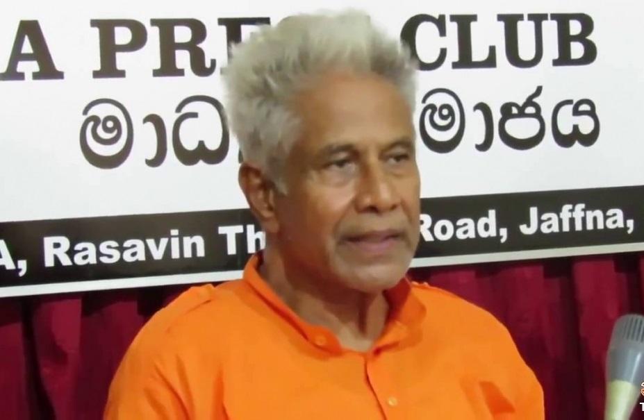 மறவன்புலவு சச்சிதானந்தம்