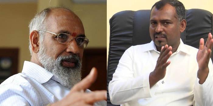 வடமாகாண முதலமைச்சர் சி.வி.விக்னேஸ்வரனுக்கு எதிராக நீதிமன்ற அவமதிப்பு குற்றச்சாட்டு