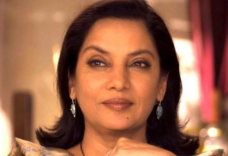 'பெண்களை இழிவுபடுத்துகின்றன' – குத்துப்பாடல்களுக்கு நடிகை சபனா ஆஸ்மி எதிர்ப்பு