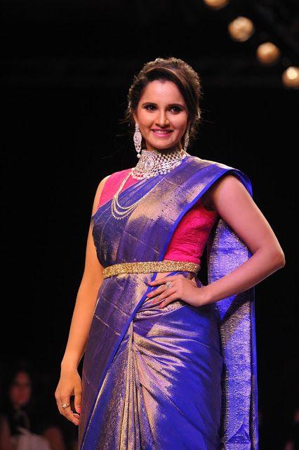 sania_mirza_indian_wedding_saree