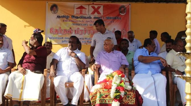 selvam-adaikalanathan-at-kalmunai-local-election