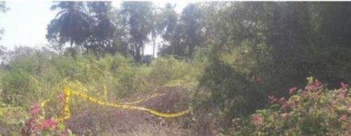 யாழ்ப்பாணம் காங்கேசன் துறைப் பகுதியில் இன்று காலை எலும்புக்கூடு ஒன்று கண்டுபிடிப்பு