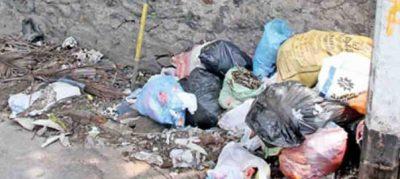 யாழ்ப நகரில் சட்ட விரோதமாக  குப்பைகள் கொட்டுவோர் மீது நடவடிக்கை- பொலிஸார் எச்சரிக்கை