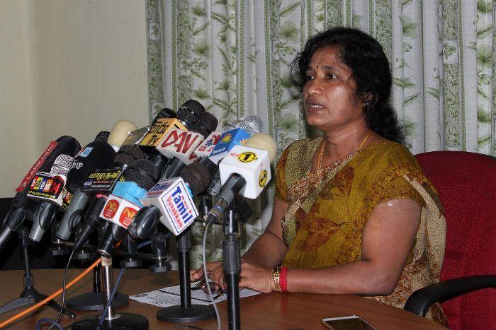 யாழ்.மாவட்ட கட்டளைத்த ளபதியின் கருத்து மக்களுக்கு மீண்டும் அச்சத்தை ஏற்படுத்தியுள்ளது-அனந்தி சசிதரன்