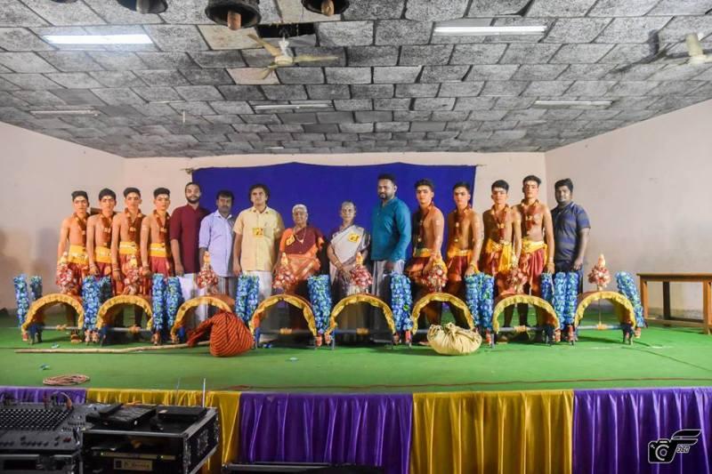 யாழ் சென் ஜோன்ஸ் கல்லூரி மாணவர்கள் சர்வதேச கிராமிய நடன போட்டியில் வரலாற்றுச் சாதனை