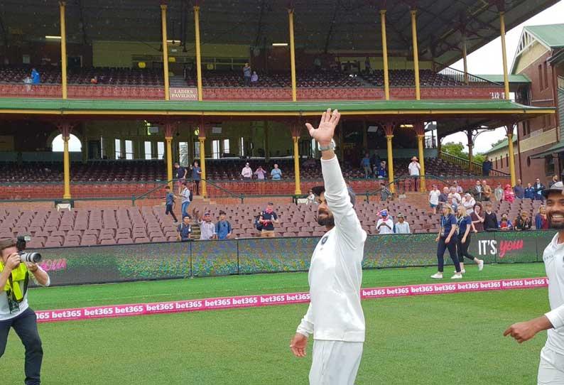 என்னுடைய மிகப்பெரிய சாதனை – இந்திய அணியின் கேப்டன் விராட் கோலி