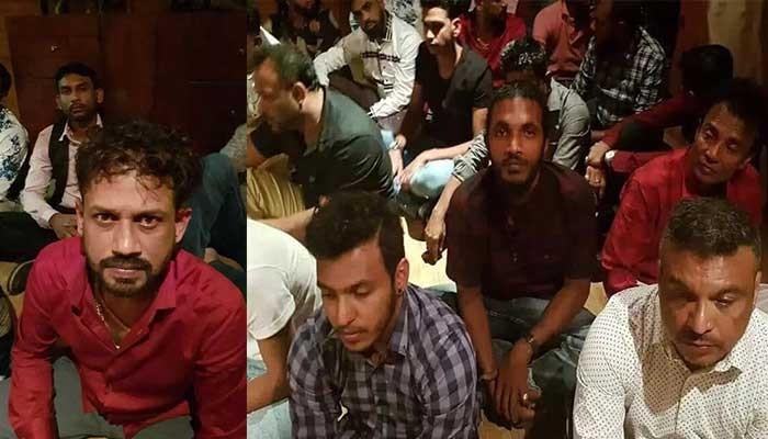 மதுஷ் உள்ளிட்ட 31 பேரும் டுபாய் நீதிமன்றத்தில் ஆஜர்!