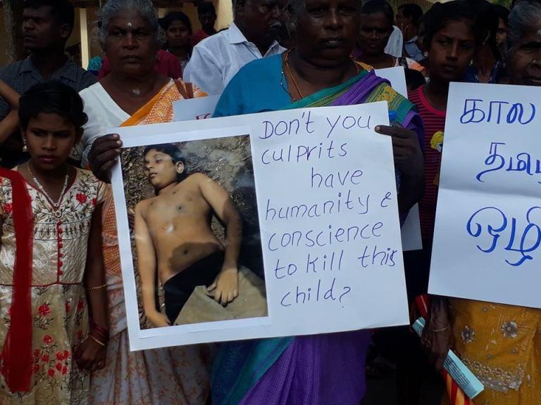 Jaffna Uni Proetst March (14)