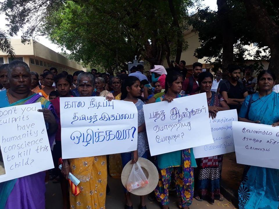 Jaffna Uni Proetst March (17)