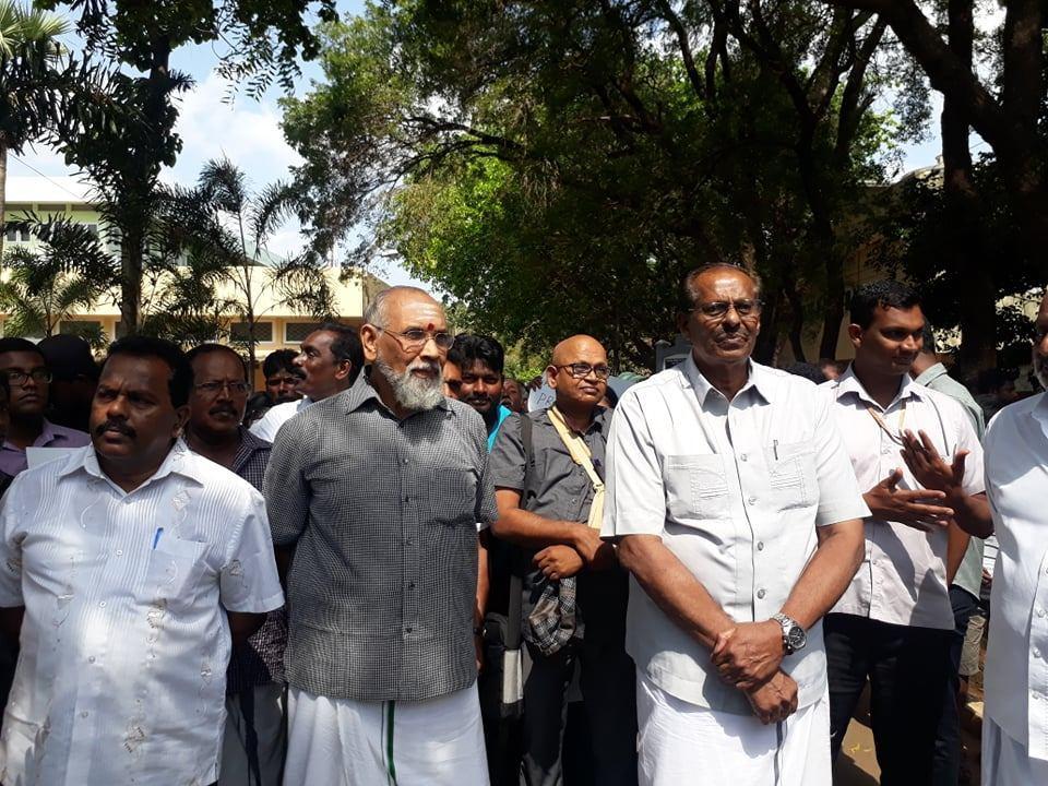 Jaffna Uni Proetst March (2)