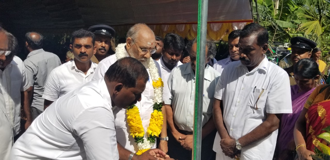 TMK Opening Ceremoney in Kilinochchi 9 (1)
