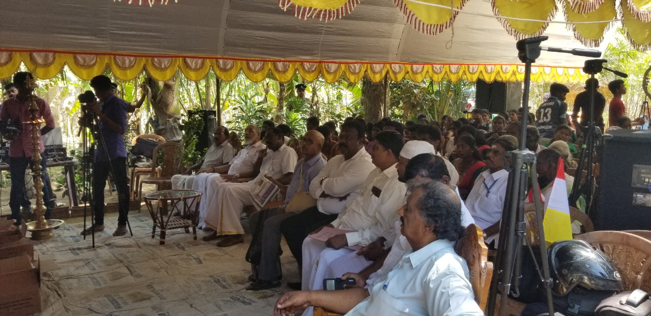 TMK Opening Ceremoney in Kilinochchi 9 (2)