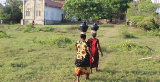 மன்னாரில் நிலவும் கடும் வறட்சி காரணமாக மக்கள் பாதிப்பு