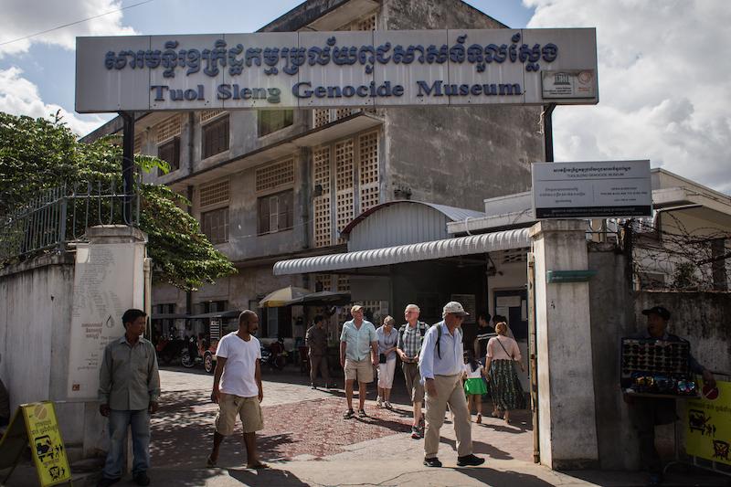 Cambodia Genocide Museum