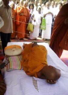 அத்துரலிய ரத்தன தேரரின் உடல் நிலை ஆரோக்கியமாக இருக்கிறது : மருத்துவர்கள்