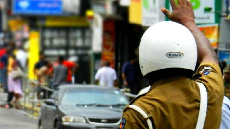 வாகன போக்குவரத்து தண்டப்பணம் அதிகரிப்பு : விபரங்கள் இதோ