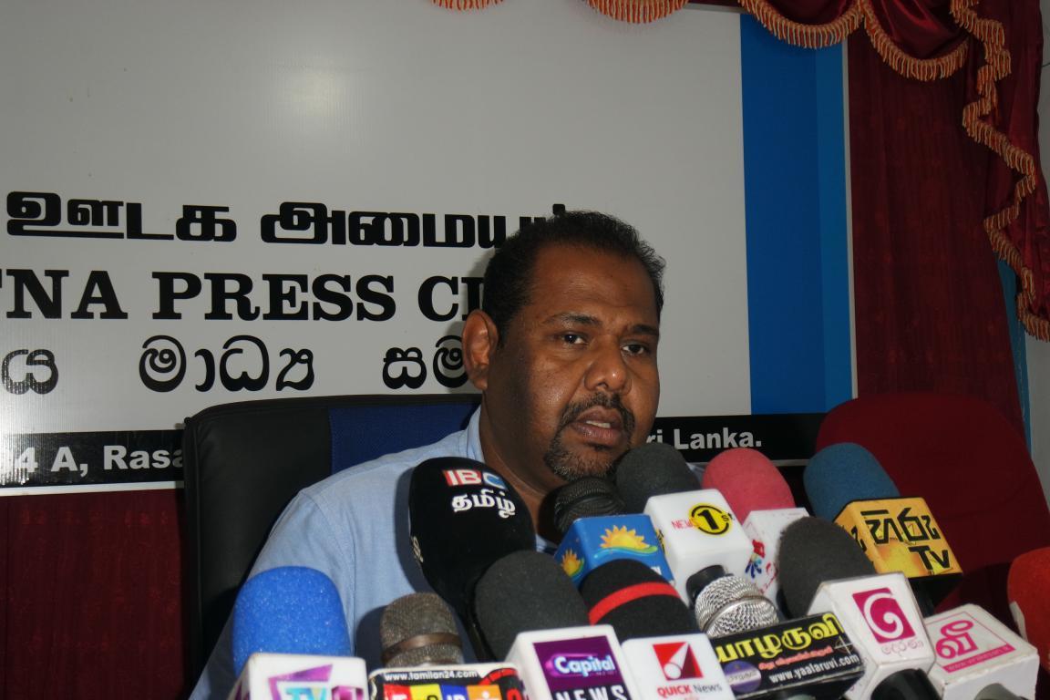 தமிழ் -முஸ்லிம் மக்கள் பலமான சக்தியாக ஒன்றிணைய வேண்டும்: கஜேந்திரகுமார்