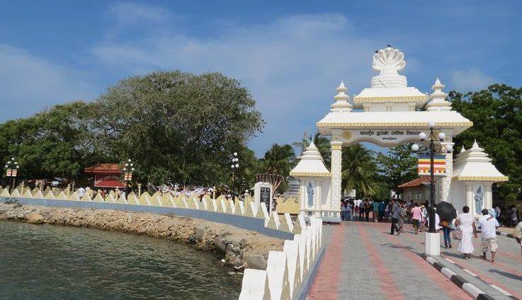 யாழ் நாவற்குழி சம்புத்தி சுமன விகாரை இன்று திறப்பு