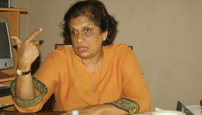 சு.க தலைமைத்துவம் தொடர்பாக சந்திரிக்கா அதிருப்தியில்