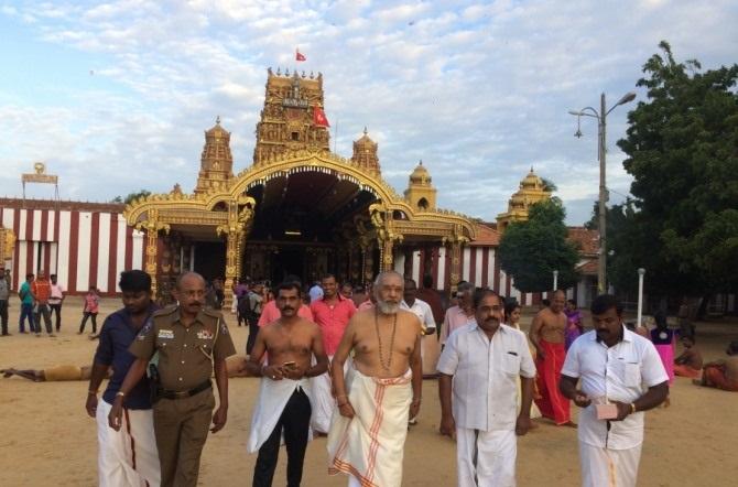 எழுக தமிழ் 2019 பரப்புரை இன்று  நல்லூரில் ஆரம்பமானது