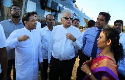 Ranil-Jaffna-