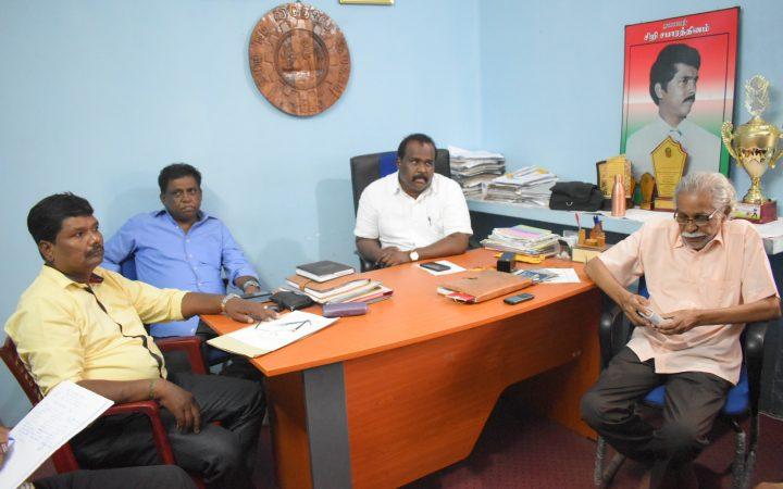 ரெலோவின் மத்திய குழு கூட்டம் வவவுனியாவில் நடைபெற்றது
