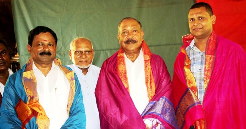 ஜனாதிபதி தேர்தலில் சஜீத் பிரேமதாச அவர்களின் பெயரை அனைத்து மக்களும் உச்சரிக்க வேண்டும் -வே.இராதாகிருஸ்ணன்