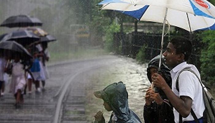 சீரற்ற காலநிலை ; தென் மாகாண பாடசாலைகளுக்கு மேலும் 2 நாள் விடுமுறை