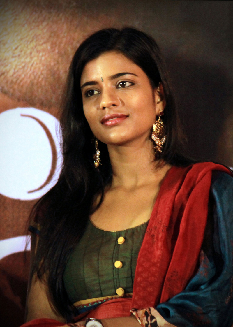 சினிமாவில் நடிக்க நிறம் முக்கியம் இல்லை- ஐஸ்வர்யா ராஜேஷ்