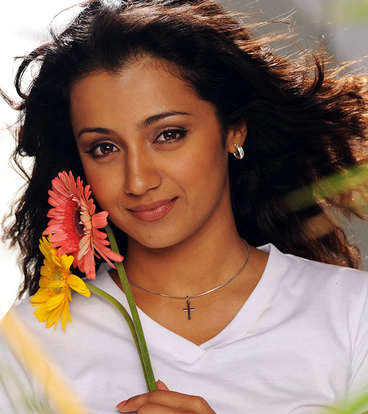 10-Pictures-Of-Trisha-Without-Makeup