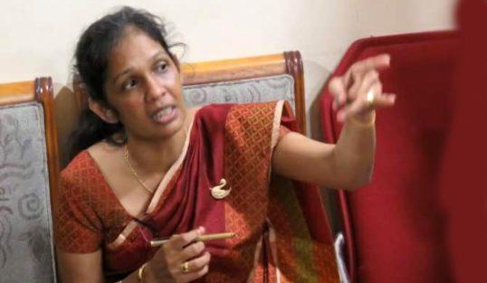 தமிழ், முஸ்லிம் மக்களின் வாக்குகளை கோரும் விஜயகலா