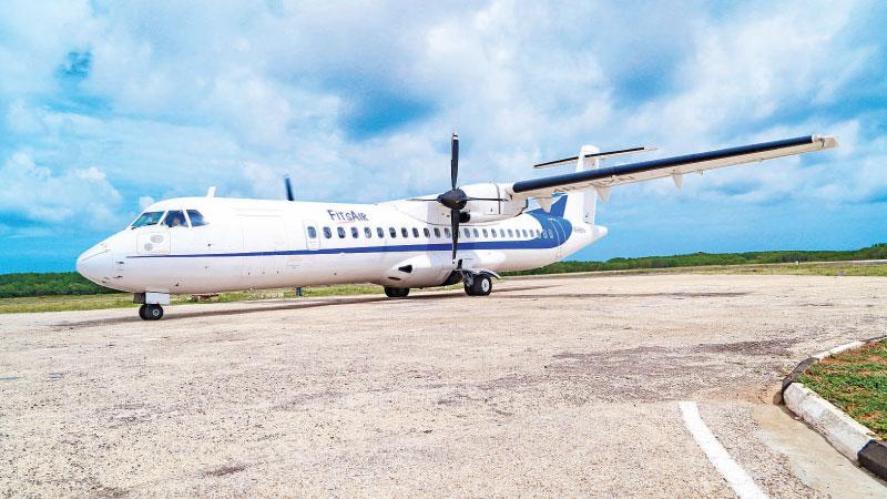 பலாலி விமான நிலையம் யாழ்ப்பாணம் சர்வதேச விமான நிலையமாக பெயர் மாற்றம்