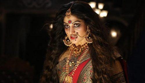 அகோரியாக மாறிய குட்டி ராதிகா