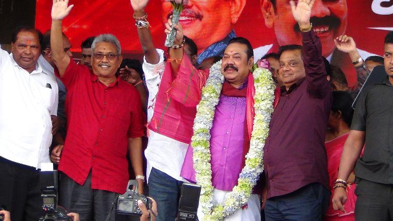 கோட்டாபய ராஜபக்சவை ஆதரிக்கும் நுவரெலியா பகுதிக்கான பிரச்சார கூட்டம்