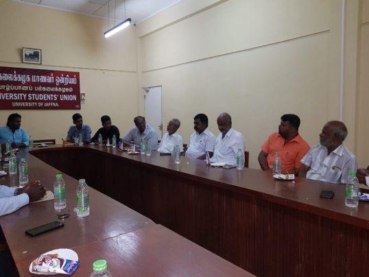 ஜனாதிபதி தேர்தல் தொடர்பில் பல்கலைக்கழக மாணவர்களின் நிலைப்பாடு இன்று வெளியாகும்