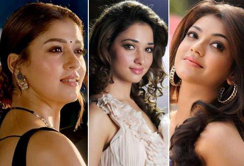 நடிகைகளின் சம்பள பட்டியல் நயன்தாரா ரூ.5 கோடி, அனுஷ்கா ரூ.2 கோடி
