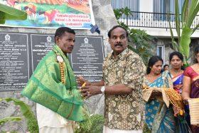 மன்னார் மாவட்டச் செயலகத்தில் உழவர்களுக்கு கௌரவம்