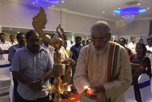 மாற்று அரசியல் அணி 'தமிழ் மக்கள் தேசிய கூட்டணி' விக்னேஸ்வரன் தலைமையில் உருவானது