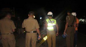 ஹம்பாந்தோட்டை – லுனுகம்வெஹேர பகுதியில் அதிகாலை இடம்பெற்ற விபத்தில் 6 பேர் உயிரிழப்பு