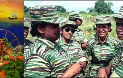 Eelam and Tamileelam women
