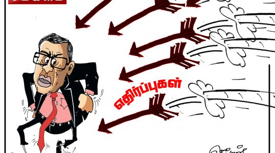 Sumanthiran on Tamils' armed strrugle (2)